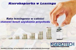 Leasing finansowanie urzadzenia wielofunkcyjnego