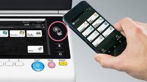 drukarka i skaner z możliwością obslugi ze smartfona