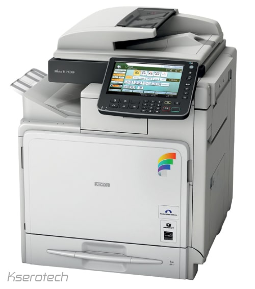 Kserokopiarka A4 Ricoh MP C300 / C400